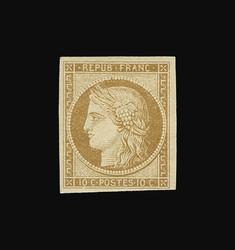 2565010: Frankreich Cérès 1849