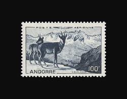 1670: Andorra Französische Post - Flugpostmarken