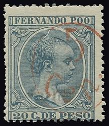 7260: Sammlungen und Posten Spanische Kolonien - Collections