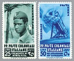 3555: Italienische Kolonien Allgemeine Ausgaben