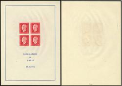 Roumet 549. Auktion - Los 1223