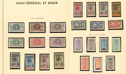4730: Upper Senegal and Niger - Collections