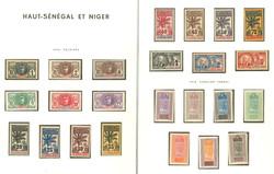4730: Obersenegal Niger - Sammlungen