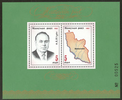 1745: Aserbaidschan-Nachitschewan