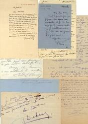 Bücher - Autografen, Autografen