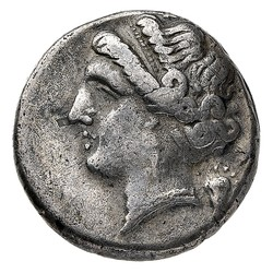 10.20.70.30: Ancient Coins - Greek Coins - Campania - Neapolis