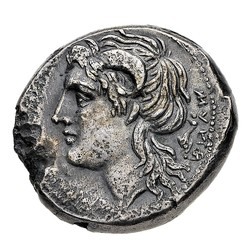 10.20.70: Ancient Coins - Greek Coins - Campania