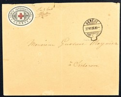 5655160: Switzerland Free Postage for the Red Cross