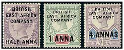 1970: Britisch Ostafrika