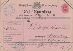 65: Altdeutschland Norddeutscher Postbezirk