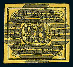 25: Altdeutschland Braunschweig