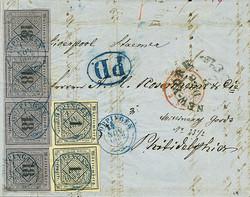 100: Old German States Wurttemberg