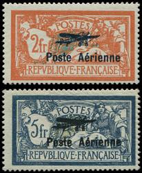 2565: Frankreich - Flugpostmarken