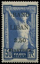 4160100: Libanon unter Französischem Mandat
