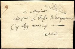 140060: Frankreich, Departement Alpes-Maritimes (6) - Stempel