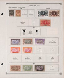 2020: Burkina Faso - Collections