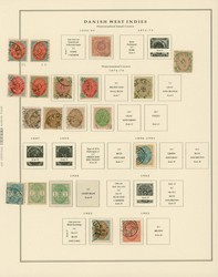 2385: Danish West Indies - Collections