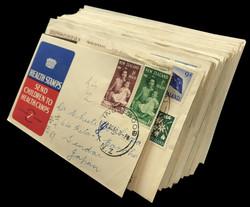 4565: New Zealand - Covers bulk lot