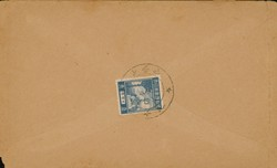 3655: Japon occupation II. WK Malaisie Penang - Postal stationery