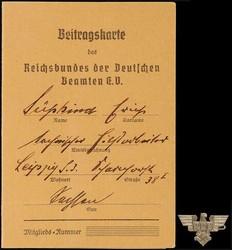 200.10: Historika, Studentika - Orden, Ehrenzeichen