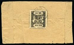 3095: Indien Staaten Bundi
