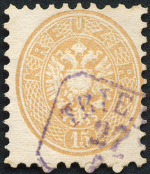 4745070: Austria 1863/64 Issue