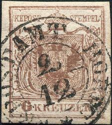 4745050: Austria Issue 1850