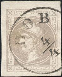 4745082: Austria Newspaper Stamp 1867/80 - Newspaper stamps