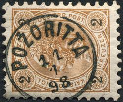4745350: Österreich Abstempelungen Bukowina