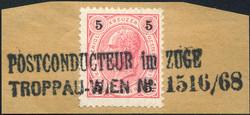 4745400: Österreich Abstempelungen Schlesien -