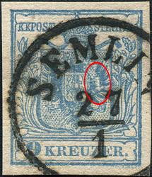 4745385: Austria Cancellations Military Border