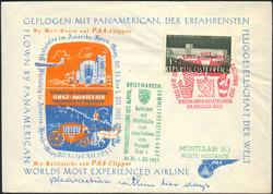 4745330: Österreich Abstempelungen Steiermark - Briefe Posten