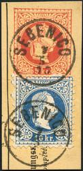 4745355: Österreich Abstempelungen Dalmatien - Ganzsachen