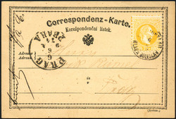 4745075: Austria 1867 Issue -