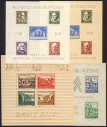 1370050: 二次大戰後德國蘇聯佔領區-蒂林根 -