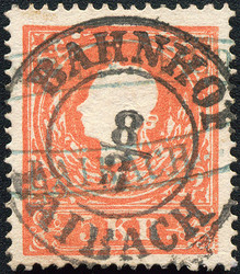4745055: Austria 1858 Issue -