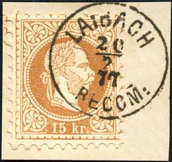 4745075: Austria 1867 Issue -