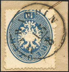 4745065: Österreich Ausgabe 1863 -