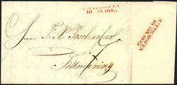 4745020: Austria Early Pre Philatelic letters and Documents -