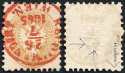 4745070: Austria 1863/64 Issue -