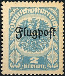 4745100: Austria Deutsch_Österreich - Airmail stamps