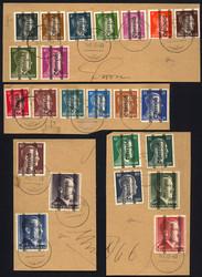 4745120: Österreich Provisorien 1945 -