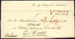 15: Old German States Bavaria -