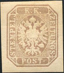 4745072: Austria Newspaper Stamp 1863 - Newspaper stamps