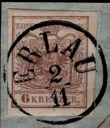 4745415: 奧大利郵戳Hungary