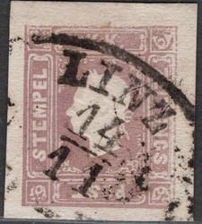 4745057: Austria Newspaper Stamp 1858/59 - Newspaper stamps