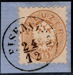 4745308: Österreich Abstempelungen Burgenland - Stempel