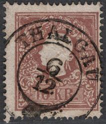 4745325: Österreich Abstempelungen Salzburg - Stempel