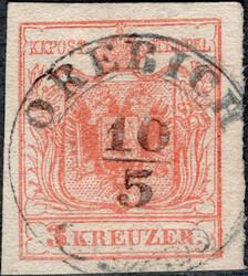 4745355: Österreich Abstempelungen Dalmatien