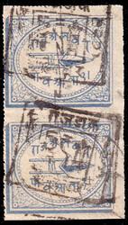 3065: Indien Staaten Alwar